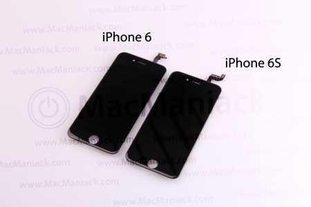 ecranul iPhone 6S imagini 14