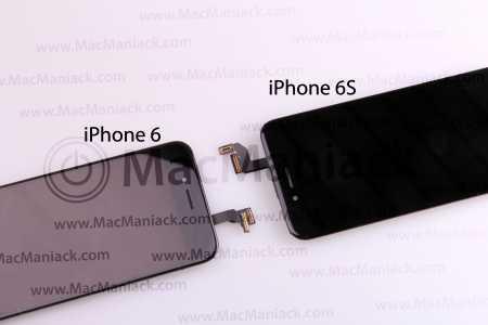 ecranul iPhone 6S imagini 7