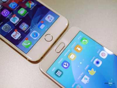 iPhone 6 Plus vs Samsung Galaxy S6 Edge+ 5