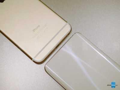 iPhone 6 Plus vs Samsung Galaxy S6 Edge+ 9