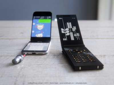 iPhone cu clapita concept 19
