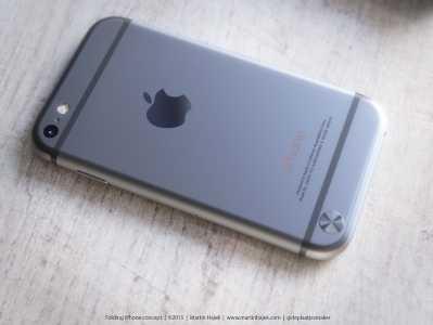 iPhone cu clapita concept 2