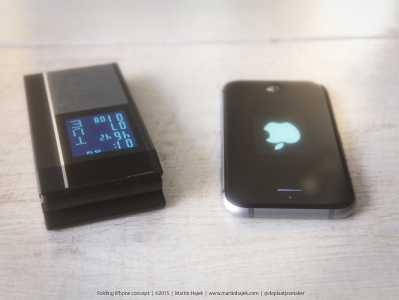 iPhone cu clapita concept 20