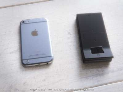 iPhone cu clapita concept 21