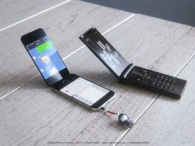 iPhone cu clapita concept 22