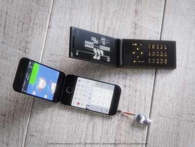 iPhone cu clapita concept 23
