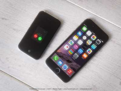 iPhone cu clapita concept 3
