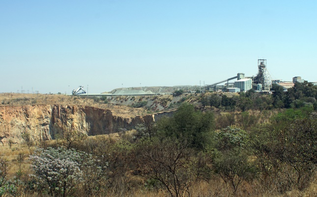 Image result for cullinan mine collapse