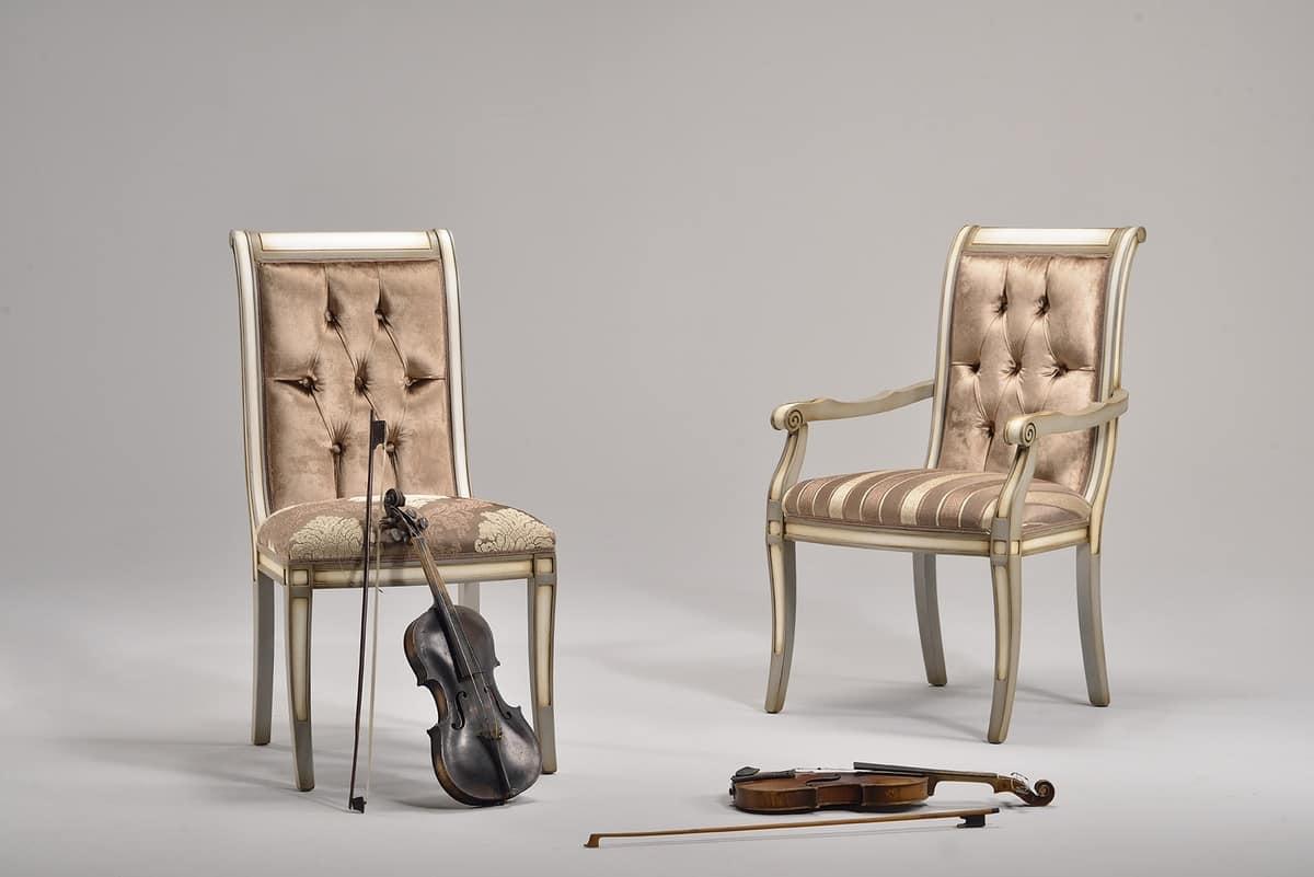 La tua casa sarà ultimata alla perfezione grazie a mottes mobili camera matrimoniale classica. Classic Chair In Beech Various Colors For The Bedroom Idfdesign