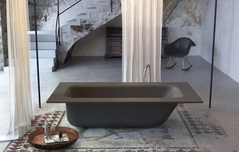 Minimal Design Bathtub Various Colors And Finishes IDFdesign