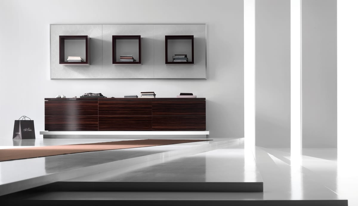 meubles pour magasin de sous vetements