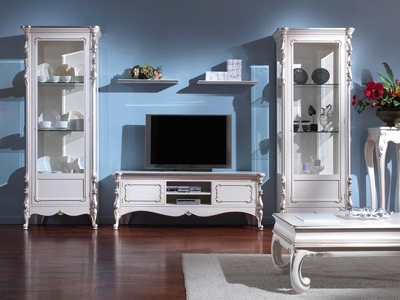 meuble tv classique pour hotel chambre