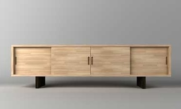 meubles de style japonais avec portes