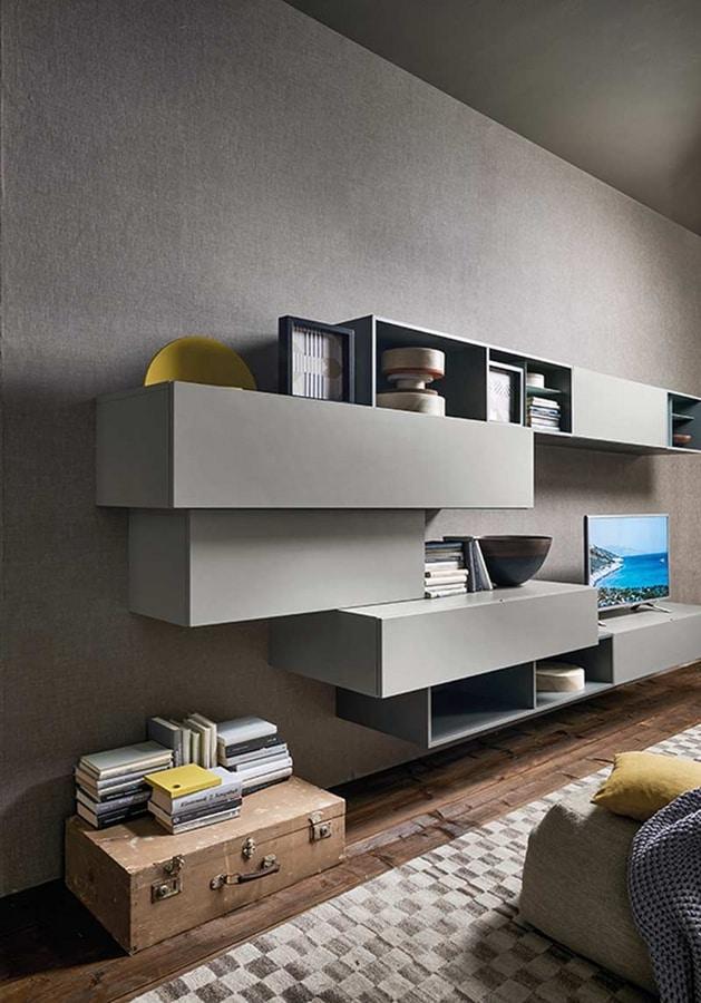 meubles suspendus pour le salon idfdesign