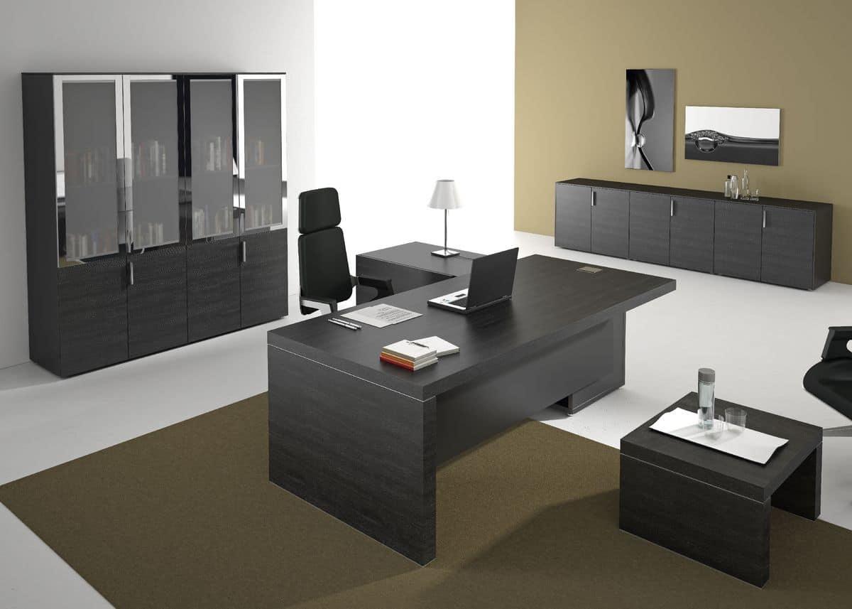 Ufficio direzionale in vendita in arredamento e casalinghi: Arredamento Per Uffici Direzionali In Stile Moderno Idfdesign