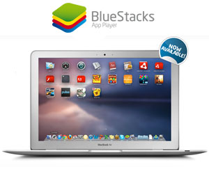 BlueStacks App Player permite ejecutar aplicaciones Android en el Mac