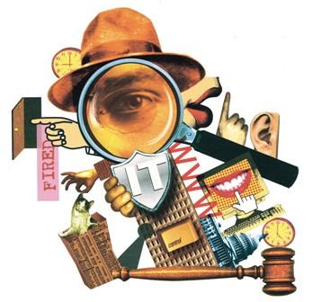 forense detectiva