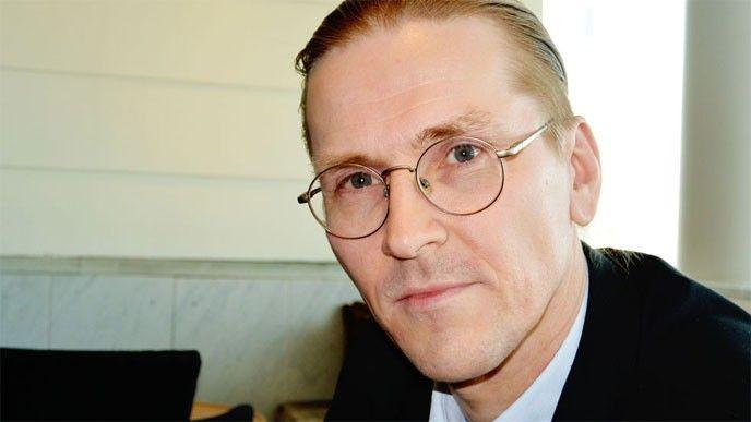 Mikko Hyppönen, forskningschef på F-Secure.