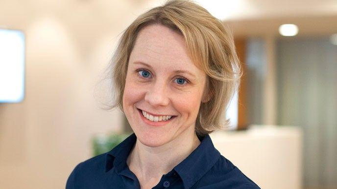 Ester Sundström Deloitte.
