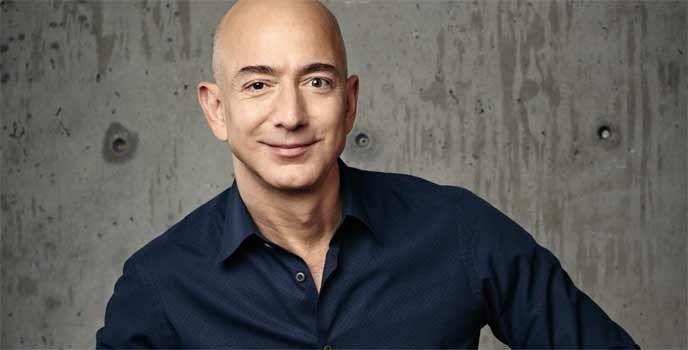 vd Jeff Bezos