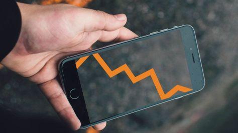 Värsta Iphone-raset på nästan tre år – Huawei snart ikapp 48ad8e58bc185