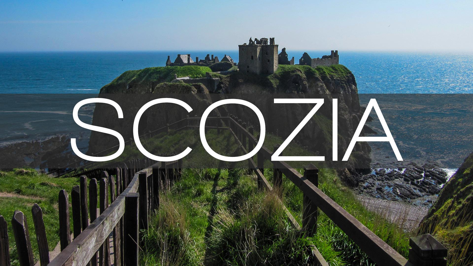 viaggio in moto in Scozia