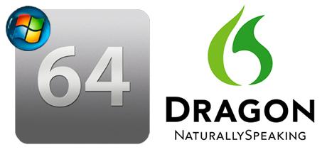 Dragon NaturallySpeaking Version 10.1 - 64-Bit Windows Vista Support