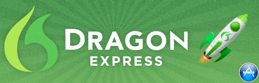 Dragon Express - Try Voice Speech Recognition On The Mac