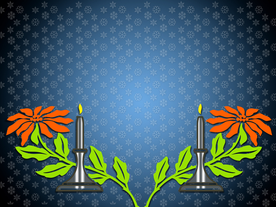 Colorful Background With Candles And Flowers IDigitalStock Royalty Free Stock Images And Videos