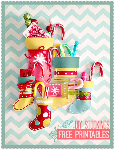 20 Fabulously Free Christmas Printables I Dig Pinterest