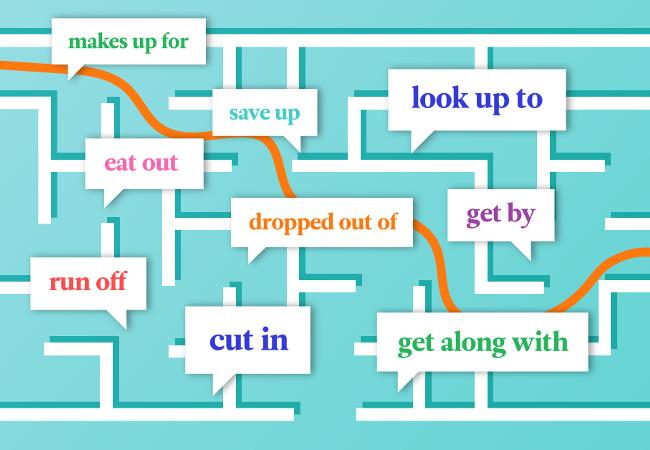 Trucos para aprender los prhasal verbs