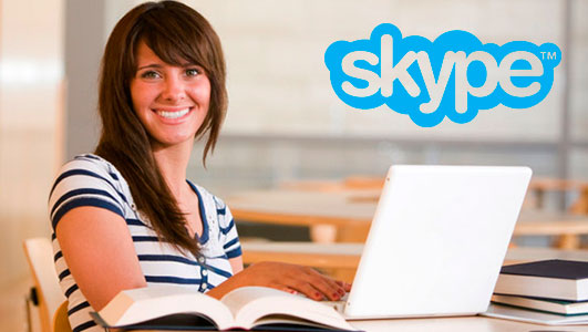 Inglés para empresas por Skype, ¡todo son ventajas!