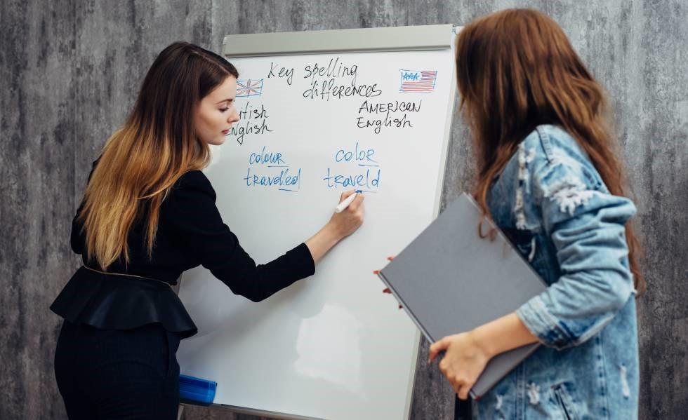 La importancia de un profesor nativo para corregir tu dicción en inglés