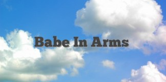 Babe In Arms
