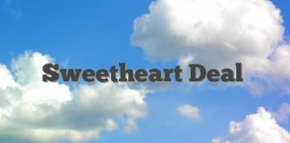 Sweetheart Deal