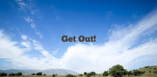 Get Out!