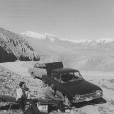 In the Alborz Mtns, Iran