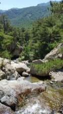 The walk to Lac de Melo