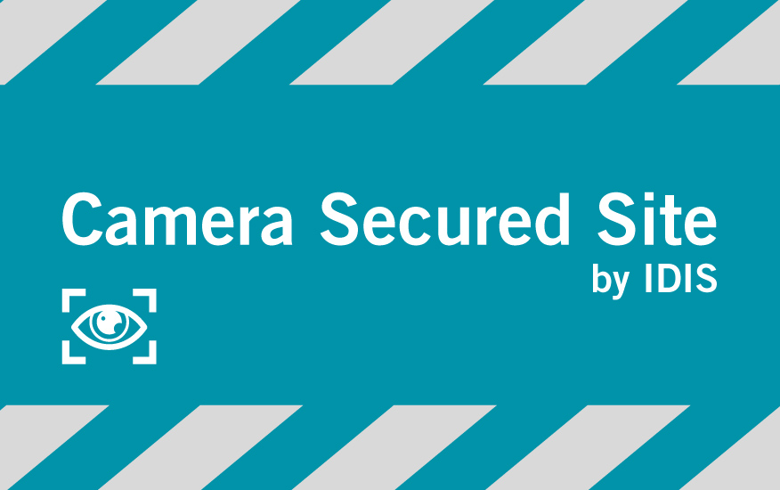 Camera Secured Site