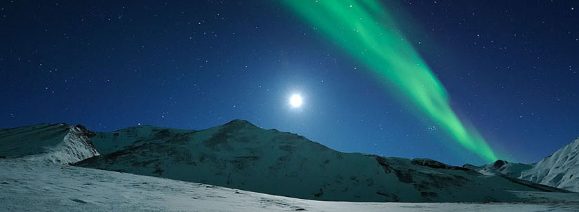 Northern Lights Packages Alaska