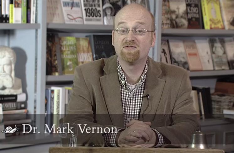 Dr Mark Vernon
