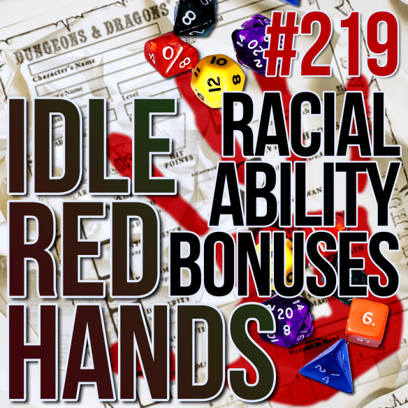 Idle Red hands - Episode 219