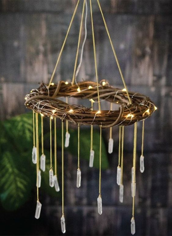 I've put the result of my bed on my blog this morning. 20 Amazing Outdoor Lighting Ideas For A Shabby Chic Garden