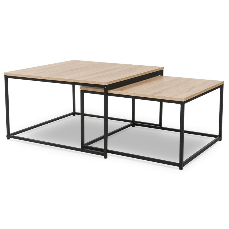 tables basses gigognes industrielles