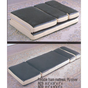 Extra Long Memory Foam Fold Able Mattress M Avifs