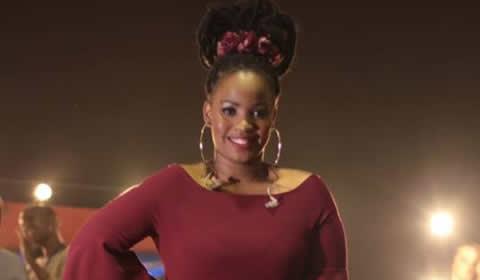 Faith Msibi Idols SA 2017 Season 13