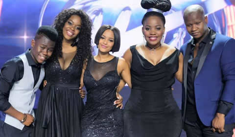 Idols SA 2017 Top 5 Contestants Song Choices