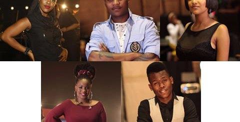 Idols SA 2017 Top 5 Voting