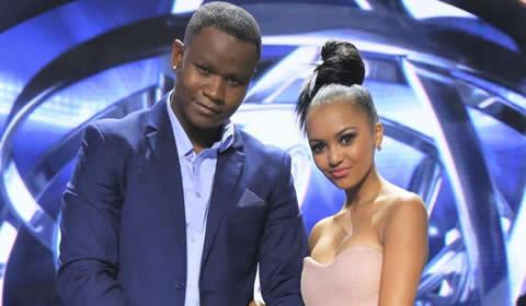 Mthokozisi Ndaba and Paxton Fielies Idols SA Season 13 Grand Finale