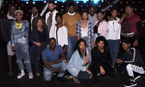 Idols SA 2018 Top 16 Contestants